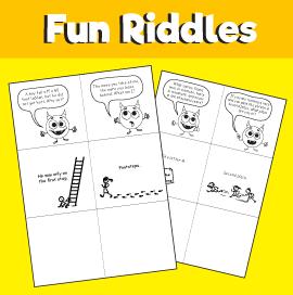 Fun Riddles for Kids