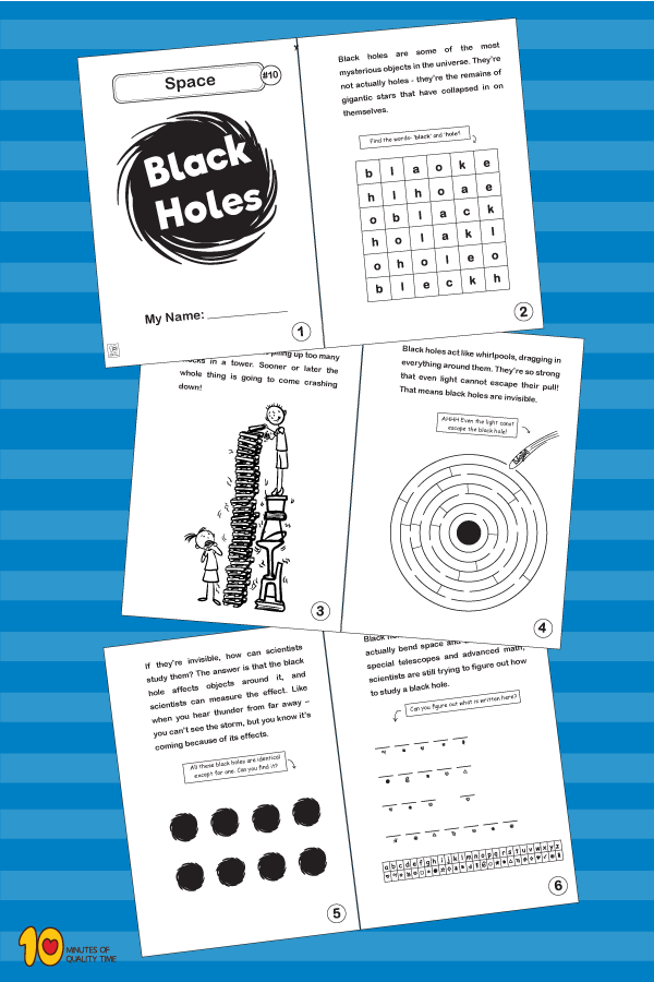 Space #10 - Black Holes