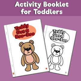Teddy-got-a-boo-boo
