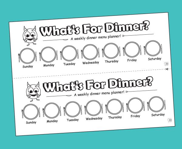 dinner-planner-chart