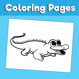 Alligatort-animal-coloring-pages-