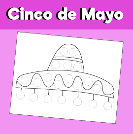 Cinco de Mayo - Do a Dot