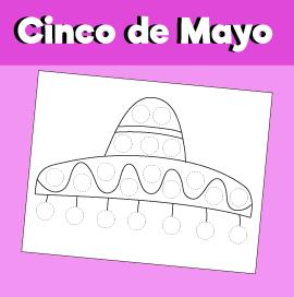 Cinco de Mayo - Do a Dot
