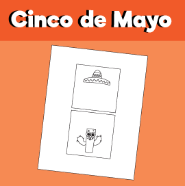 Cinco de Mayo - Optical Illusion Game
