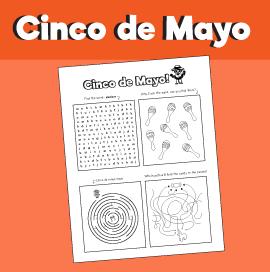 Cinco de Mayo Puzzle Collection