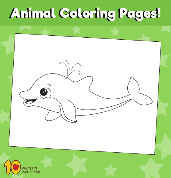 Dolphin-animal-coloring-pages-