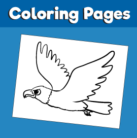 Eagle--animal-coloring-pages-