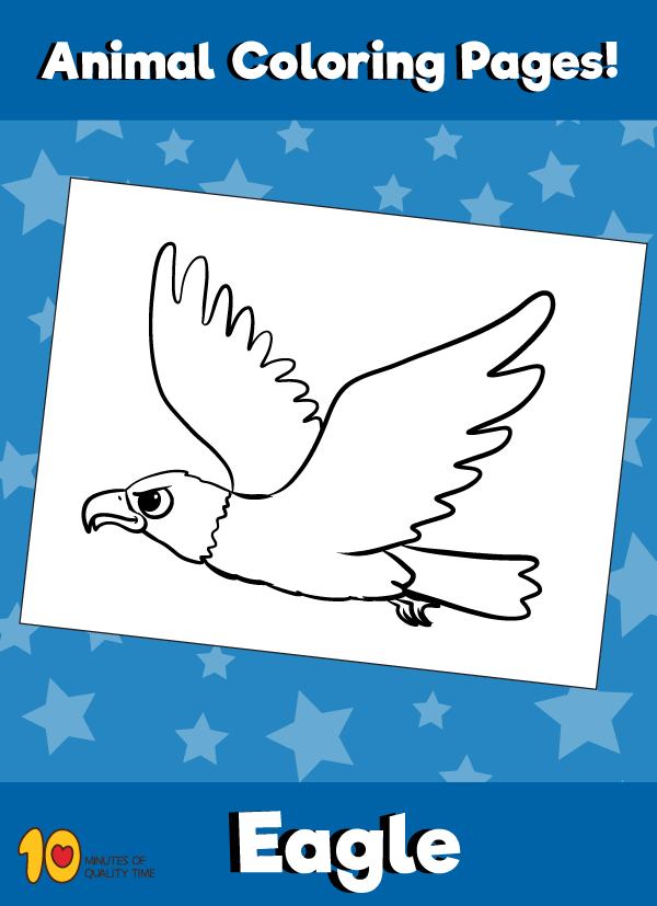 Eagle--animal-coloring-pages