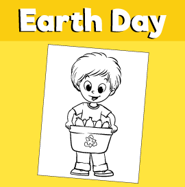 Earth-Day-Boy-Recycling-Coloring-Page-