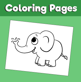 Elephant2-animal-coloring-pages-
