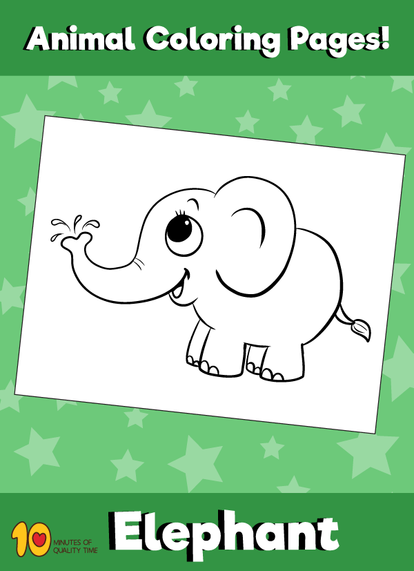 Elephant2-animal-coloring-pages