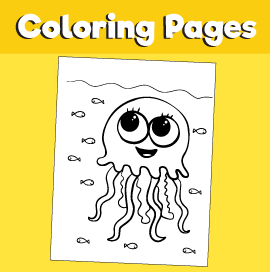 Jellyfish2-animal-coloring-pages