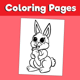 Rabbit2-animal-coloring-pages-