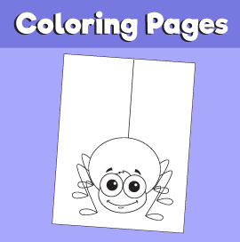 Spider-animal-coloring-pages