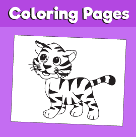 Tiger-animal-coloring-pages-