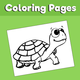 Tortoise2-animal-coloring-pages
