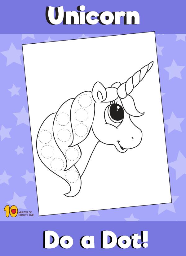 Unicorn Do a Dot