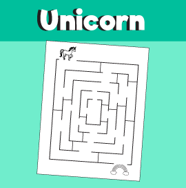 Unicorn Maze