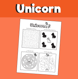 Unicorn Puzzle Collection