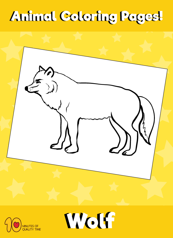 Wolf-animal-coloring-pages-