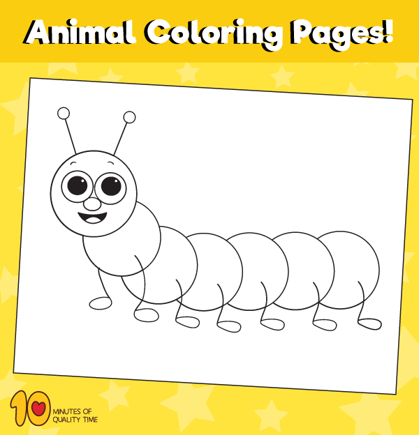caterpillar-animal-coloring-pages