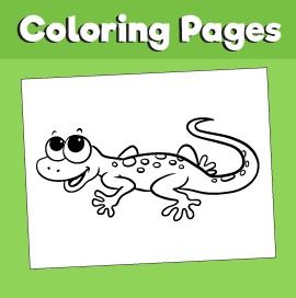 lizard-animal-coloring-pages