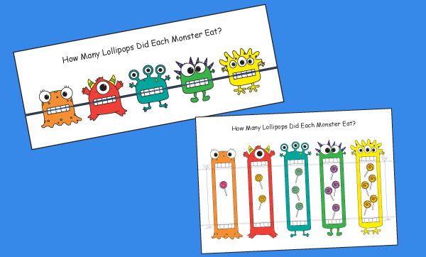 Counting Game Worksheet