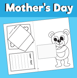 Mother's Day - Letter for Mom