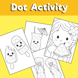 Dot Activity Summer