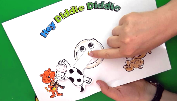 Hey Diddle Diddle activities