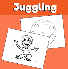 Juggling Boy Craft