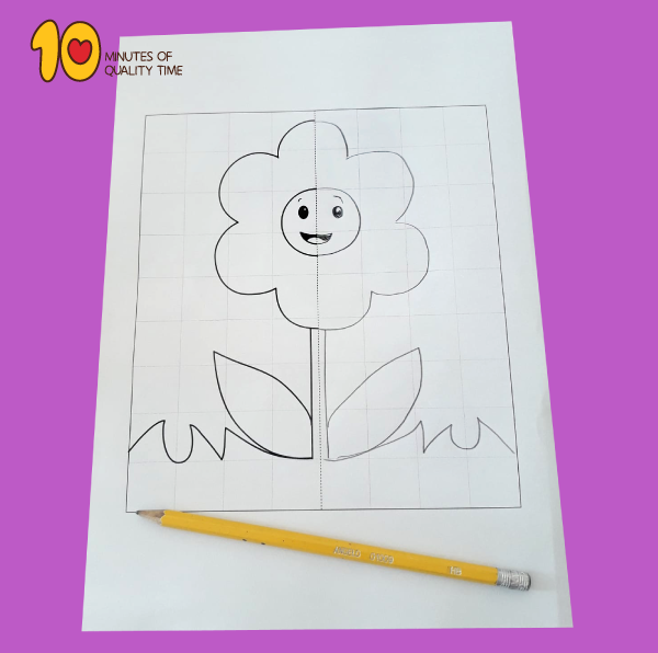 Flower-Symmetry-Worksheets-