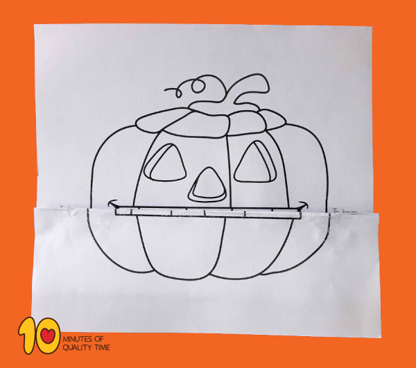 Halloween crafts for preschool kids