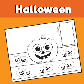 Halloween Paper Airplane Printable