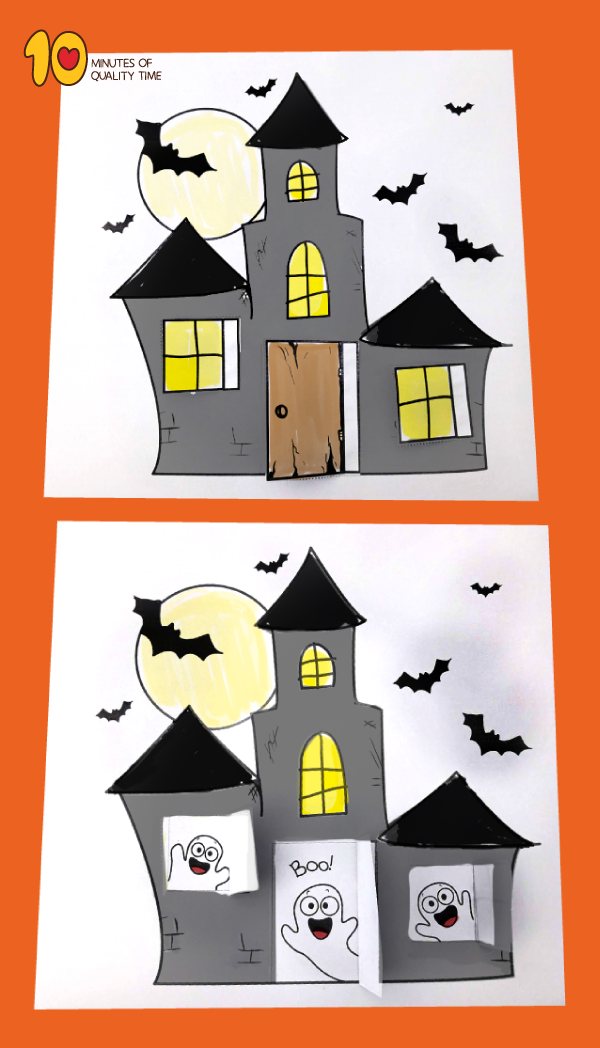 Haunted-House-Printable-Craft