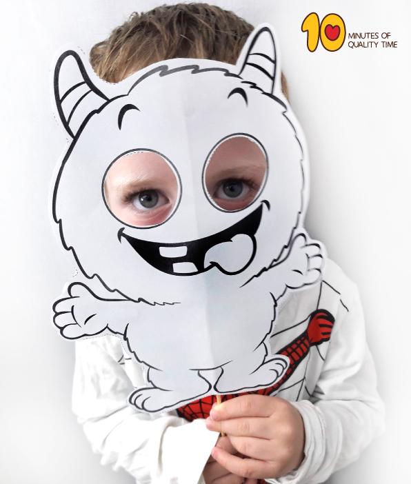 kindergarten halloween crafts