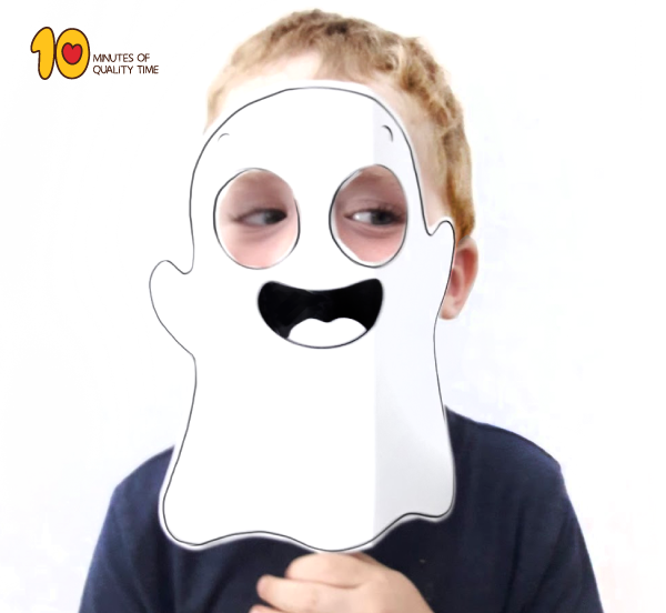 halloween ghost crafts