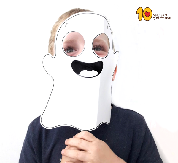 ghost for halloween