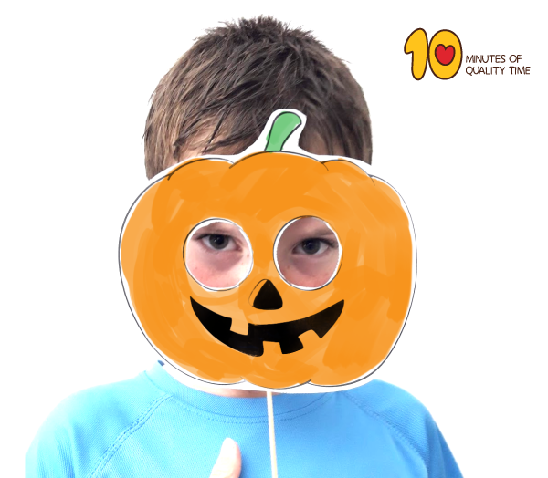 photo about Printable Jack O Lanterns identify Printable Halloween Pumpkin Jack-O Lantern Mask 10 Minutes