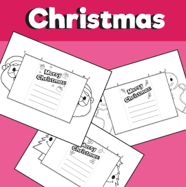 Christmas Folding Cards