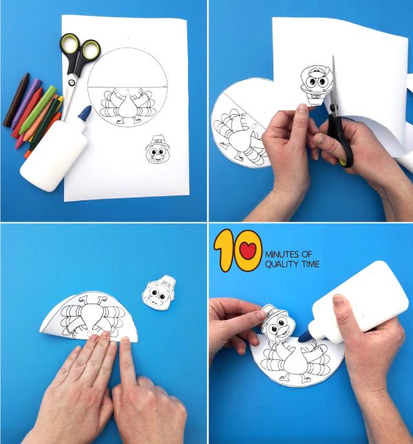 thanksgiving crafts for kids to make