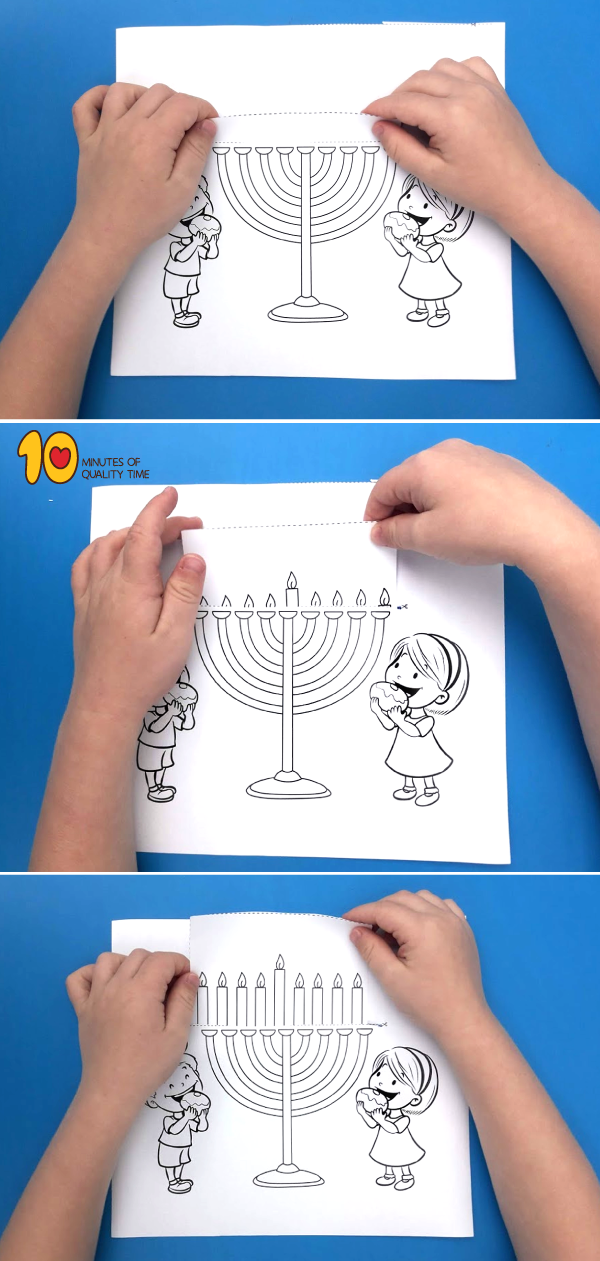 hanukkah craft ideas