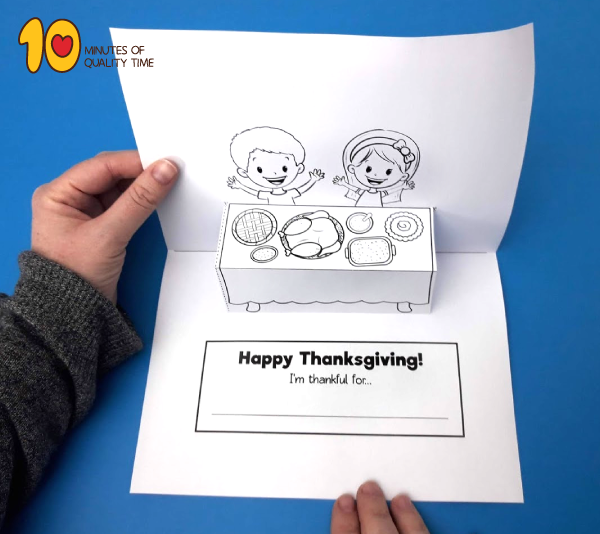 easy thanksgiving crafts