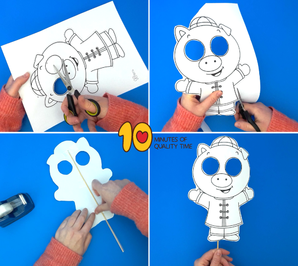 chinese new year crafts for toddlers