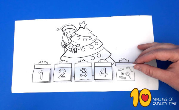 Christmas Math Game