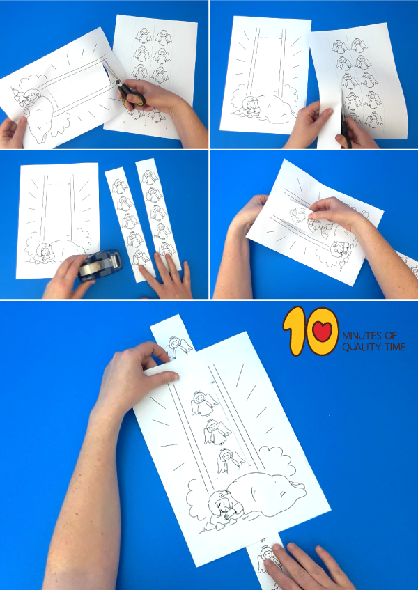 bible printables for sunday school