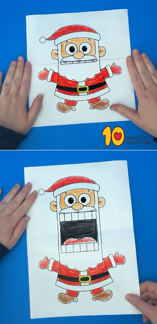 christmas printable for preschoolers