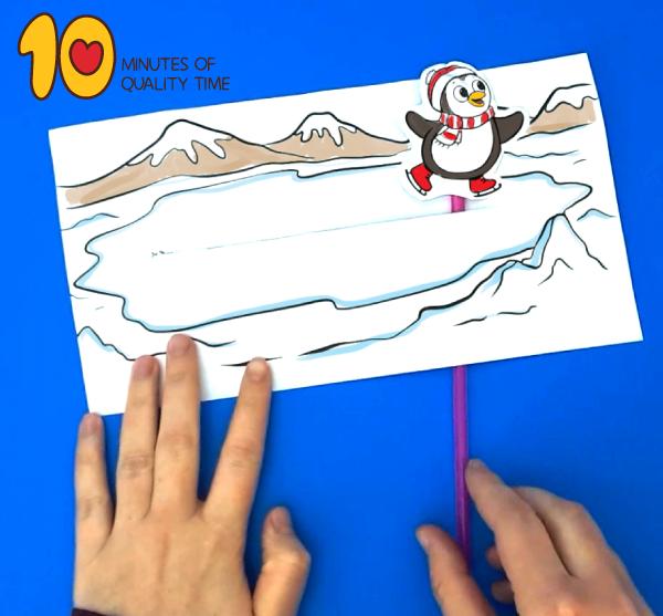 craft of penguin