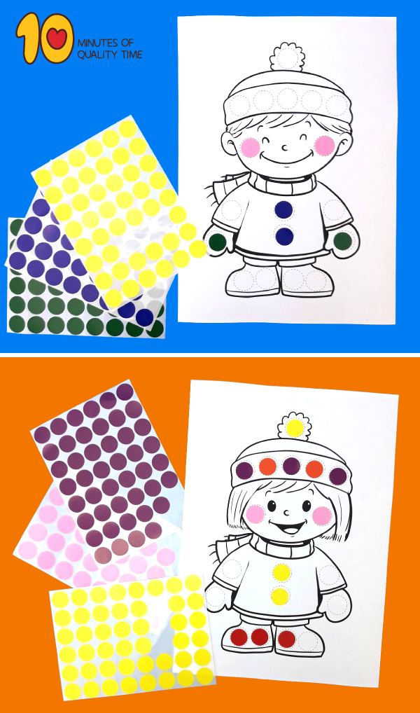 winter printables for elementary students