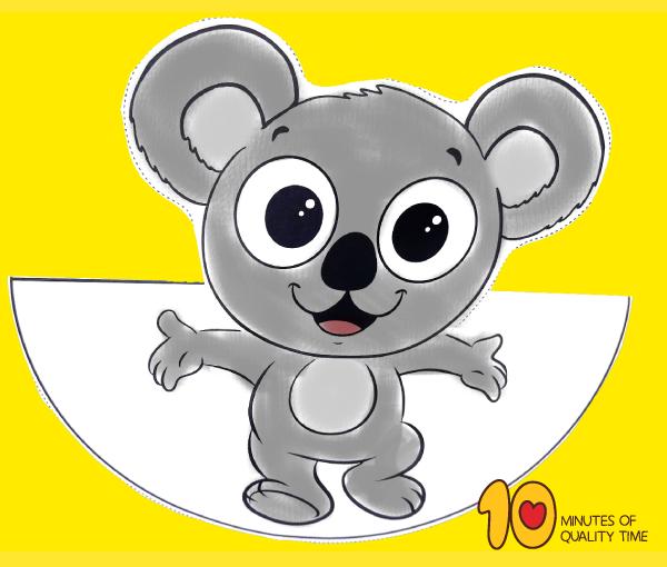 koala bear craft for preschool